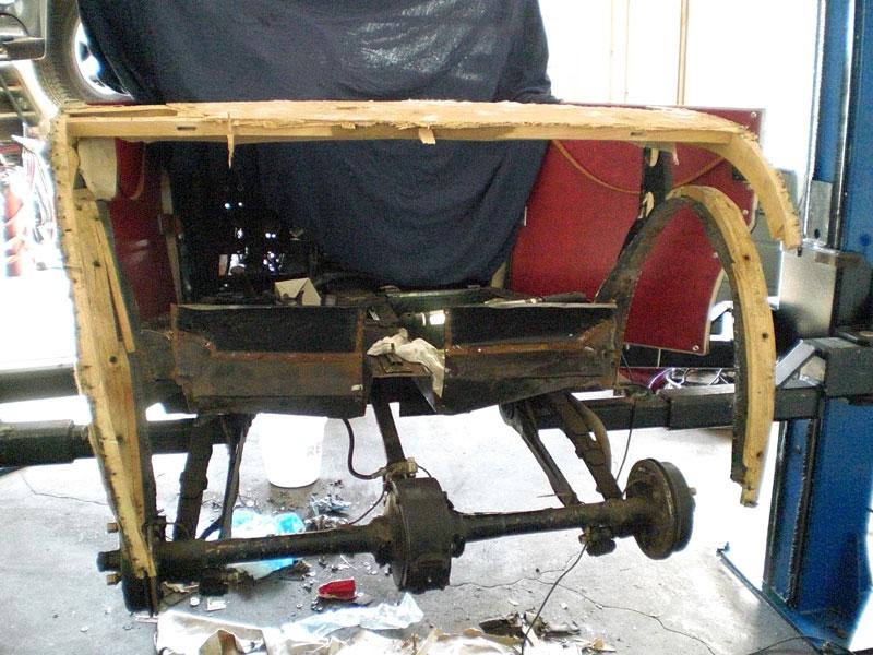 Auto Hunstock Oldtimer Restauration Bmw Dixi