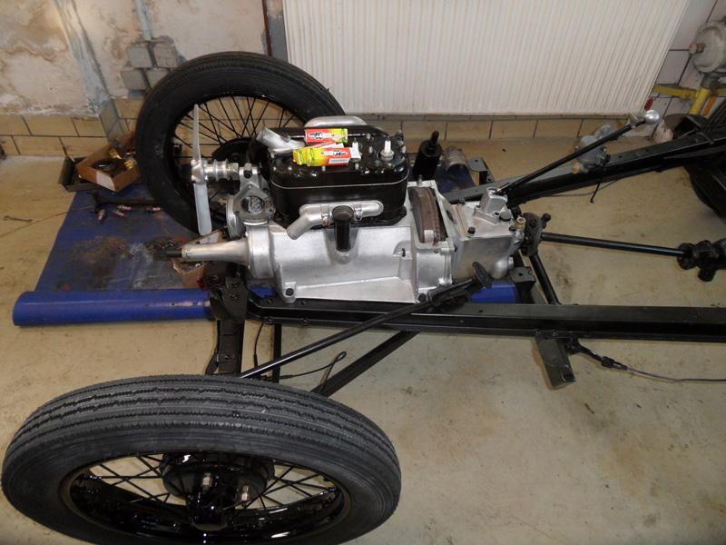 Auto Hunstock Oldtimer Restauration Bmw Dixi Cabrio